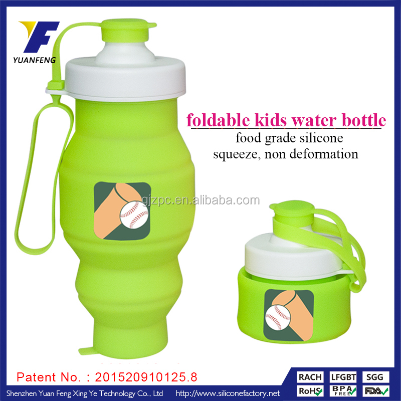 Kids Toddlers Boys Girls School Gift Cute Sports Water Bottle