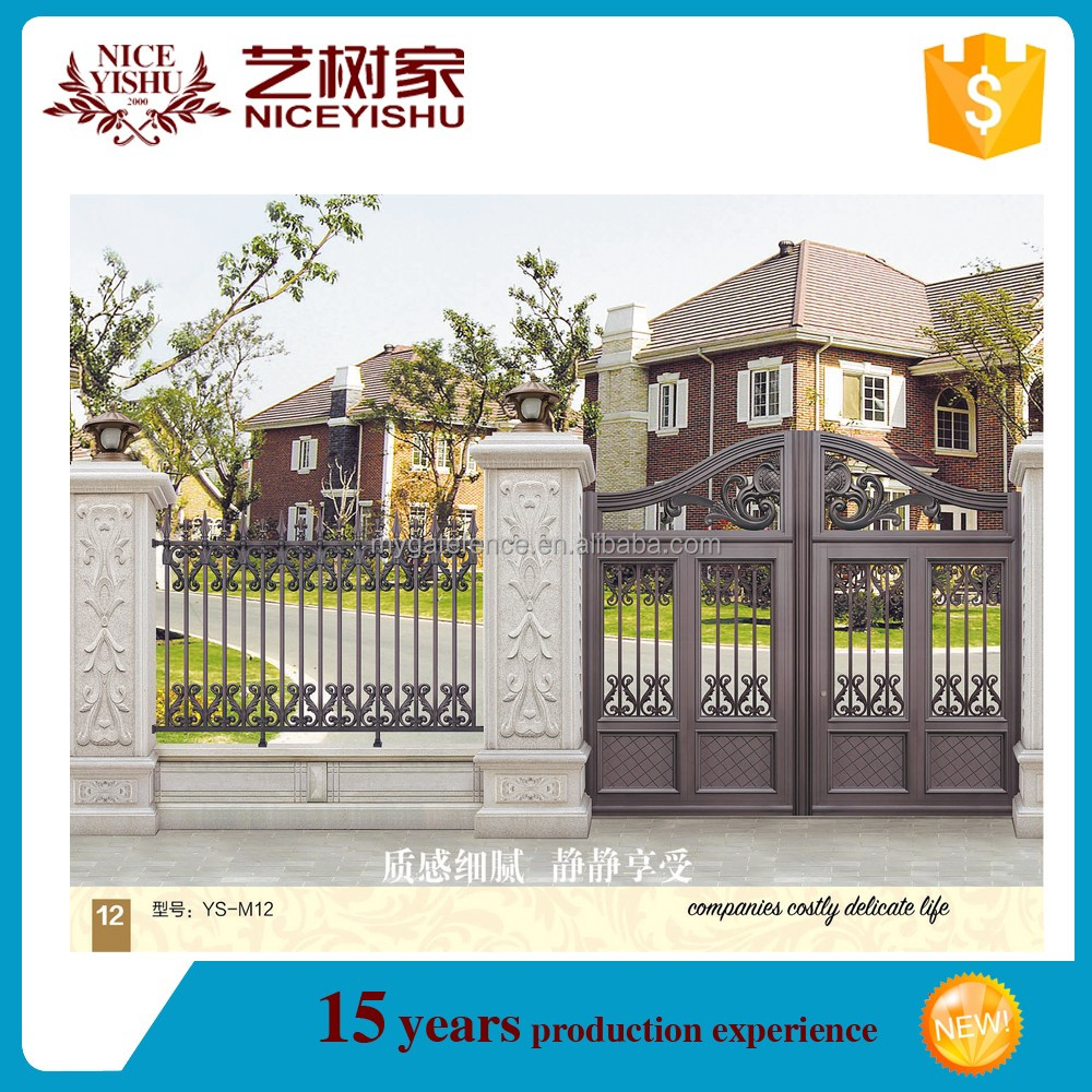 Allibaba Com Top Sale Philippines Gates And Fences House