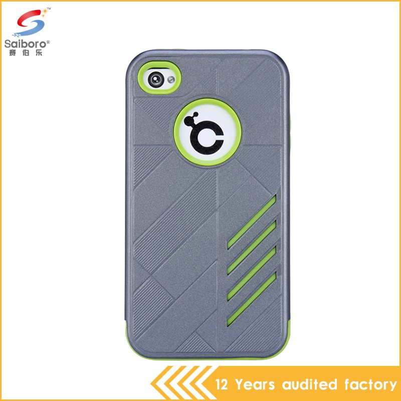 Personalized high quality design cheap mobile phone case for iphone4