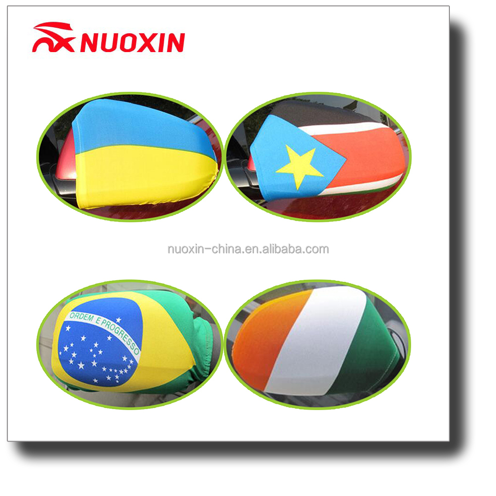 NX FLAG Cheap Custom National Design Car Side Mirror Cover