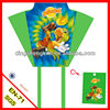 Promotional MIni Foldable Kites without Frame for kids