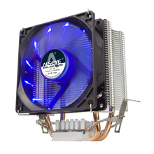 Alseye AB3501W factory price wholesales 9 inch led cooler cpu fan