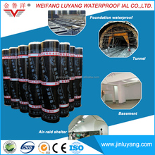 Basement Waterproof Membrane SBS/APP Modified Bitumen Waterproof Coiled Material