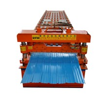 selling well all over the world stainless steel wool sheet floor roll forming roof machine prices