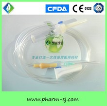 Trade Assurance Service Online Pharmacy disposable iv infusion set with high quality and competitive price