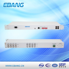 HOT SALE: 8E1 to 4ETH protocol converter, G703 to ethernet converter, E1 to ETH converter
