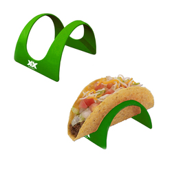 Solid Color Taco Holder with Food Grade Clean/stock/disposable Plastic Taco holders