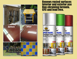 Epoxy Enamel Paint,Epoxy Aerosol Spray Paint Free Sample