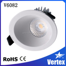 LED wall washer lighting Sharp 8W LED recessed downlight