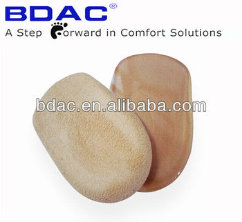 sweat absorbing heel spur cushions