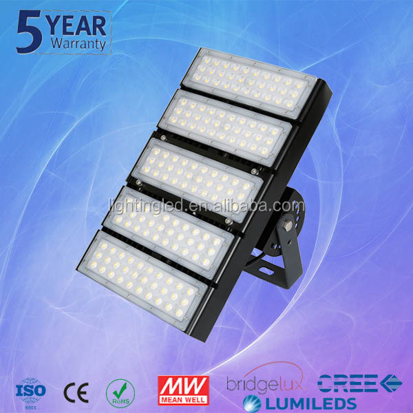 outdoor indoor modular 100w 120w 150w led flood light for Thailand