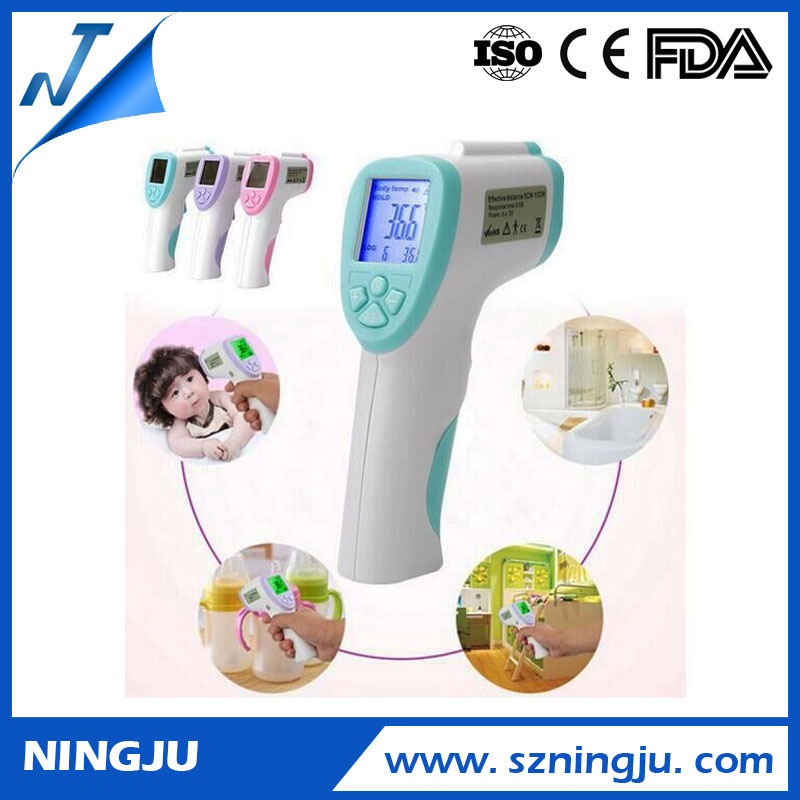 Instant Reading Multi-Function Forehead Digital Thermometer Non-Contact thermometer Infrared for Body Surface Room temperature