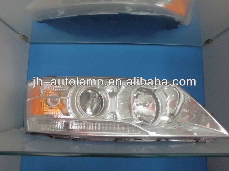 sonata 2008 front light , head lamp for sonata 2008 2009 ,sonata 2008 auto lamp supplier china ,sonata auto parts exporter