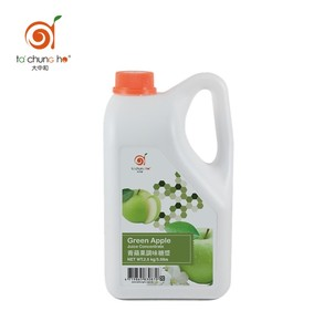 ISO 2.5kg Green Apple Juice Concentrate