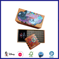 Paper customized print trading playing memory game card