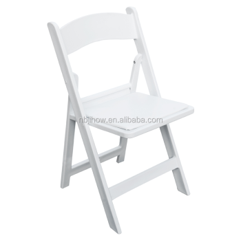 factory price strong folding chair wedding