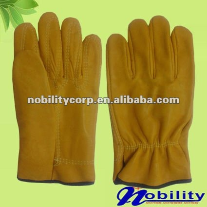 A/B Working Grain Leather Thinsulate Driving Gloves