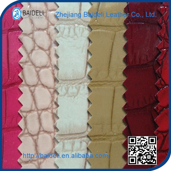 New Sytle Low Cost pu synthetic leather for shoe upper