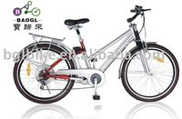 "BGL ECB04 26"" electric city bike apollo bike"