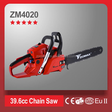 CE GS chainsaw - ZM4020 38cc gas chain saw with easy starter