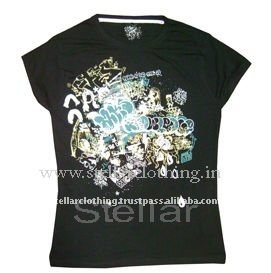 Women's T-shirts with print