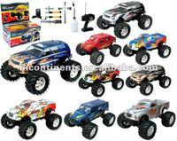 1:8 RC off road nitro monster truck