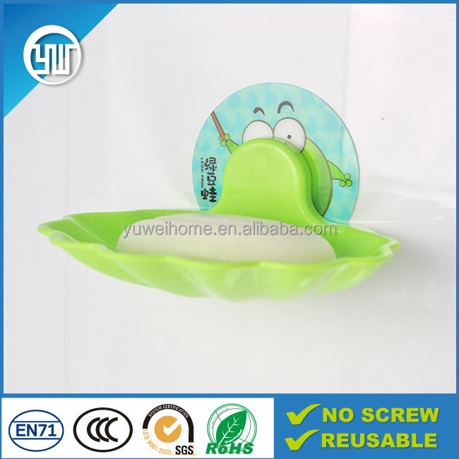 Pronotion washing room removable plastic soap dish holder