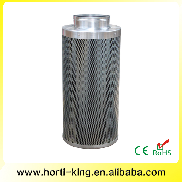 hepa filter odor absorbing material activated carbon foam filter