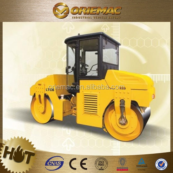 LUTONG road roller LTC210 for sale 10 ton