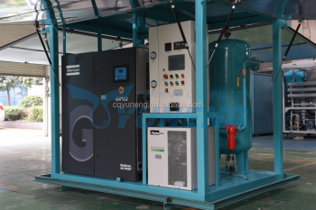 Yuneng Brand Dry Air Generator for Transformer Maintenance Industry