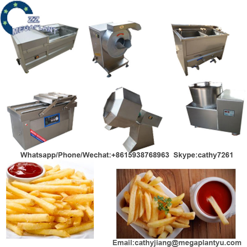 Gujarat Potato Chips Manufacturer/potato Crisp Production Line