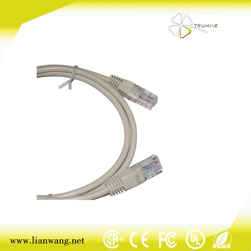 Custom cctv cat5 lan cable With CE and ISO9001 Certificates