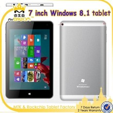 cheap chinese tablet windows 7 inch tablet pc