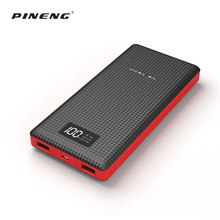 High Capacity 20000mAh Li-polymer Portable coffe shop power bank