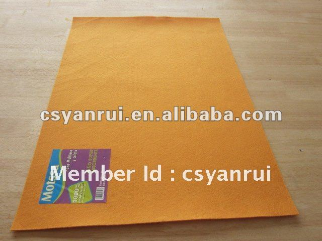Nonwoven viscose fabrics cleaning cloth /Universay dry cloth