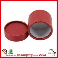 2014 hot red tube cartoons packaging tube cartoon competitive price on sale