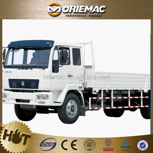 Sinotruk HOWO 4x2 Cargo van truck for sale in africa