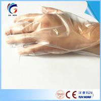 Free sample Disposable medical surgical plastic disposable hand gloves with CE certificate