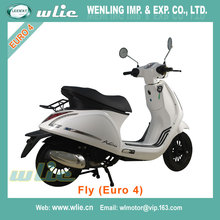 The newest new model scooter 50cc eec Scooter Fly (Euro 4)