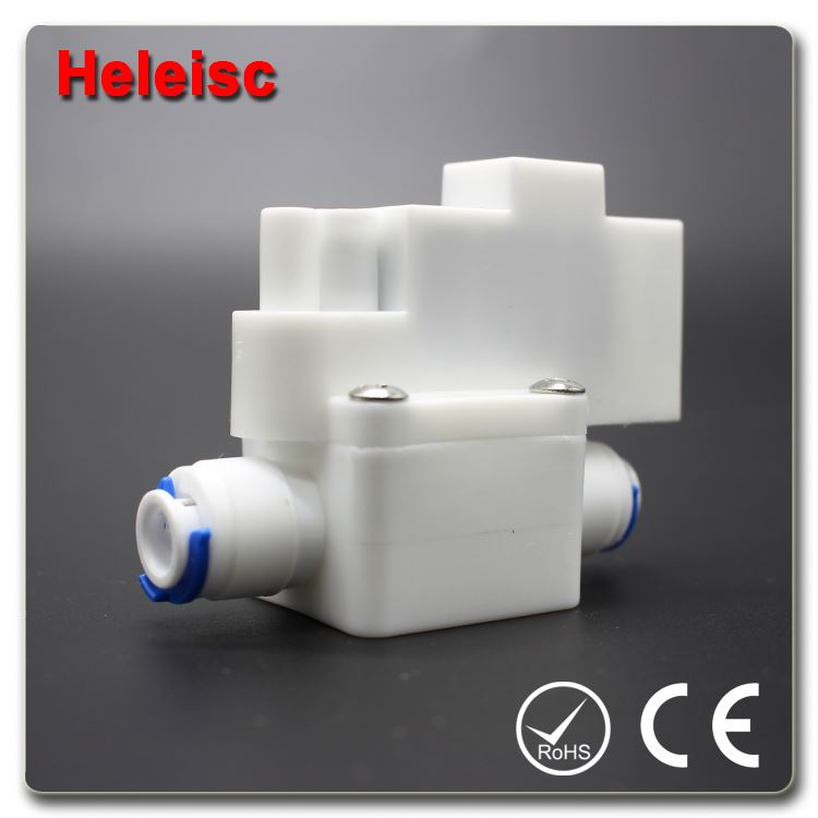 Water dispenser solenoid valve electric water valve class c single jet type magnetic extra dry type