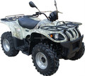 4x4 4-wheels independent suspension camouflage 500cc Quad ATV (TKA500E-A)