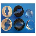 5-80 Degree Convex Shaped LED Lens for Focus Light