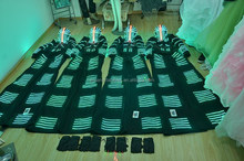 light up dancing costume/customize stage clothing for men/ lights led dance costumes