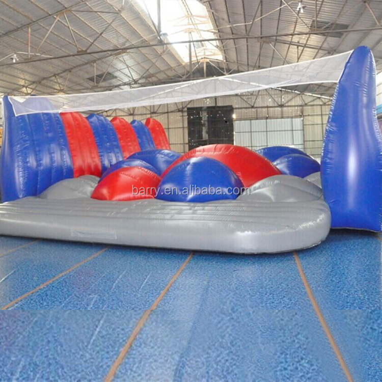 Giant big adult inflatable bouncer ,jump around inflatable 5k course for sale