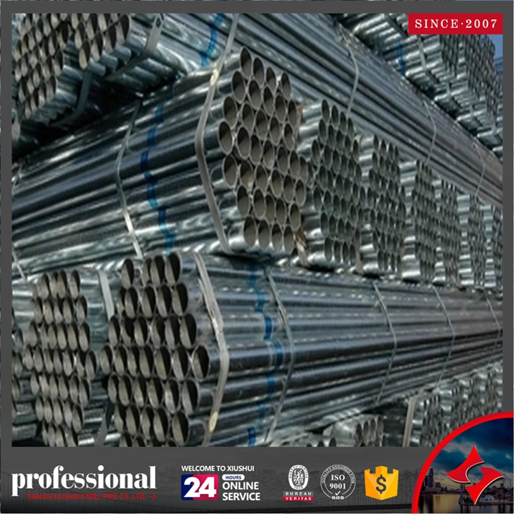 local manufacturer china supplier bs1387 galvanized steel pipe
