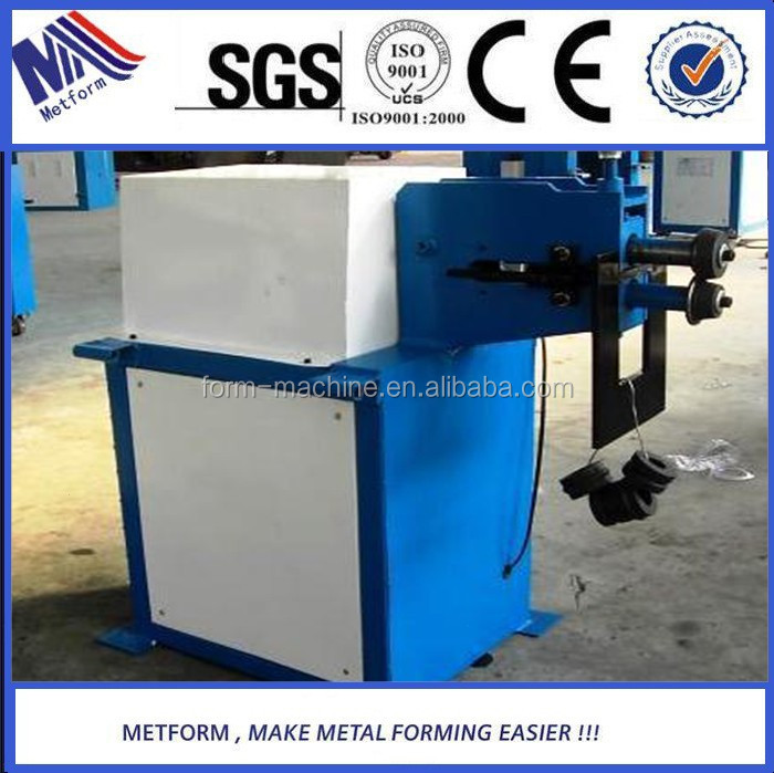 Power operated Bead Bending Machine/electric Pipe /Bar Bending Machine Metal Swaging Machine Price ETB-12