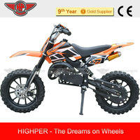 2013 High Quality 49cc Mini dirt bike motocycle for kids