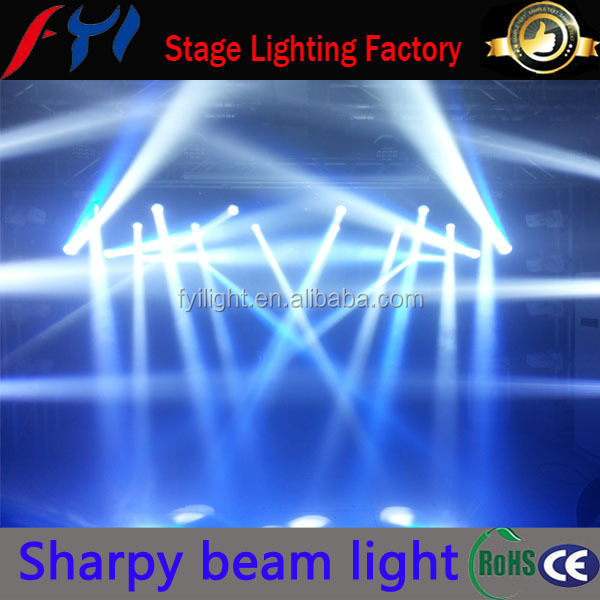 7r beam moving head beam 230 stage lighting