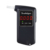 2017 Perfect Design Black High Accurate Breathalyzer Machine/ABS Digital Breath Alcohol Tester With CE RoHS Approved