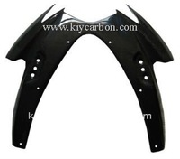 Carbon fiber front fairings for Suzuki motor
